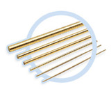 18 Gauge Wire 18k Gold Royal Round MPN: 18YRW/18