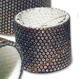 3M 60 Grit Flex Diamond Abrasive 1/2 X 1/2 Sanding Band MPN: JT134