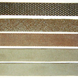 3M 400 Grit Flex Diamond Abrasive Hook-It Strip MPN: JT666
