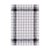 Le Jacquard Francais Fraises Black Tea Towel 24 x 31 MPN: 18360 EAN: 3660269183608