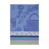 Le Jacquard Francais Saveurs De Provence Lavender Blue Tea Towel 24 x 31 MPN: 20872 EAN: 3660269208721