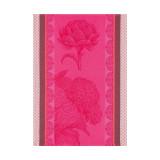 Le Jacquard Francais Tea Towel Terre De Bretagne Pink 60 x 80 Pure Cotton MPN: 21895 EAN: 3660269218959