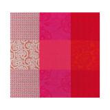 Le Jacquard Francais Napkin Fleurs De Kyoto Cherry 58 x 58 Pure Cotton MPN: 22100 EAN: 3660269221003