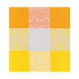Le Jacquard Francais Napkin Fleurs De Kyoto Sun 58 x 58 Pure Cotton MPN: 22101 EAN: 3660269221010
