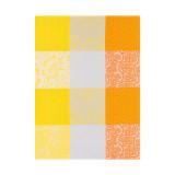 Le Jacquard Francais Tea Towel Fleurs De Kyoto Sun 60 x 80 Pure Cotton MPN: 22104 EAN: 3660269221041
