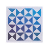 Le Jacquard Francais Napkin Origami Ink 52 x 52 Pure Cotton MPN: 22134 EAN: 3660269221348