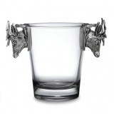 Animale Glass Ice Bucket MPN: ANI0391 UPC: 814639002577 by Arte Italica Pewter