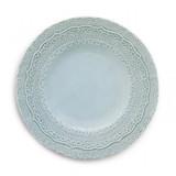 Finezza Blue Salad Dessert Plate MPN: FIN3291B UPC: 814639006018 by Arte Italica Pewter