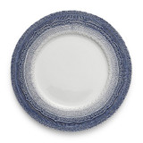 Finezza Royal Blue Charger MPN: FIN3261RB UPC: 814639007305 by Arte Italica Pewter
