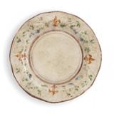 Medici Dinner Plate MPN: MED9130 UPC: 814639003345 by Arte Italica Pewter