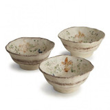 Medici Dipping Bowl Set MPN: MED2115 UPC: 814639003215 by Arte Italica Pewter