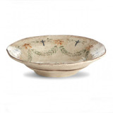 Medici Shallow Bowl MPN: MED2440 UPC: 814639003253 by Arte Italica Pewter