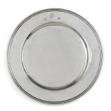 Peltro Charger MPN: P2473 UPC: 814639001099 by Arte Italica Pewter
