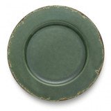 Scavo Green Charger MPN: SCA110G UPC: 814639003406 by Arte Italica Pewter