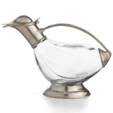 Taverna Duck Decanter MPN: P2487 UPC: 814639001563 by Arte Italica Pewter