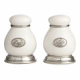Tuscan Salt & Pepper MPN: P5129 UPC: 814639000269 by Arte Italica Pewter