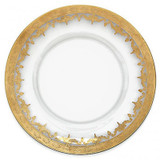Vetro Gold Charger MPN: S693/30/SOZ UPC: 814639004991 by Arte Italica Pewter