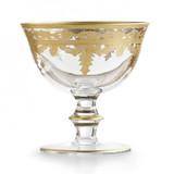 Vetro Gold Compote MPN: SR19D/SOZ UPC: 814639005080 by Arte Italica Pewter