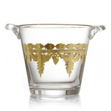 Vetro Gold Ice Bucket MPN: VG3164 UPC: 814639005127 by Arte Italica Pewter