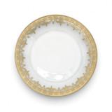 Vetro Gold Salad Dessert Plate MPN: S693/21/SOZ UPC: 814639004960 by Arte Italica Pewter