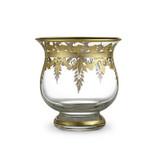 Vetro Gold Votive Candleholder MPN: VG2099 UPC: 814639007299 by Arte Italica Pewter