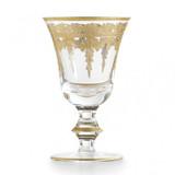 Vetro Gold Wine Glass MPN: SR19B/SOZ UPC: 814639005073 by Arte Italica Pewter
