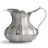 Vintage Small Scalloped Pitcher MPN: VIN0390 UPC: 814639002263 by Arte Italica Pewter
