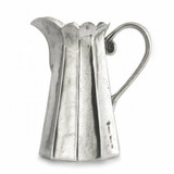 Vintage Tall Scalloped Pitcher MPN: VIN2271 UPC: 814639002386 by Arte Italica Pewter