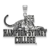 Hampden Sydney College Extra Large Enamel Pendant MPN: SS003HSC by LogoArt