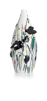 Franz Porcelain Memory Of Flower Vase Limited Edition 588 FZ02832