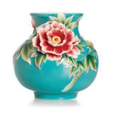 Franz Porcelain Top Splendor Vase Le 2,000 FZ02363