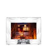 Orrefors Frames Wave Picture Frame 4 X 6 Inch MPN: 6719743 Designed by Orrefors Designs