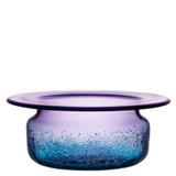 Kosta Boda Aurora Bowl Blue/Violet MPN: 7051524 Designed by Kjell Engman
