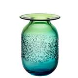 Kosta Boda Aurora Vase Blue/Green Medium MPN: 7041523 Designed by Kjell Engman
