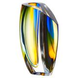 Kosta Boda Mirage Vase Blue Amber Large MPN: 7040705 Designed by Goran Warff