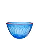 Kosta Boda Red Rim Bowl Small MPN: 7051500 Designed by Bertil Vallien