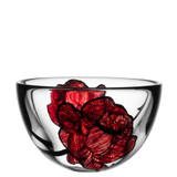 Kosta Boda Tattoo Bowl Small MPN: 7051006 Designed by Ludvig Lofgren