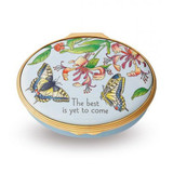 Halcyon Days The Best Is Yet To Come Enamel Box ENBIY1206G EAN: 5060171101413
