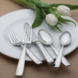 Waterford Glenridge 65 Piece Flatware Sets