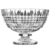 Waterford Lismore Diamond Footed Centerpiece Howc