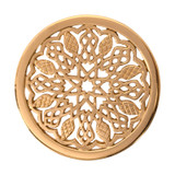 Nikki Lissoni Indian Summer Gold-Plated 33mm Coin MPN: C1120GM EAN: 8718627462607