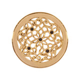 Nikki Lissoni Flower Bed Gold-Plated 23mm Coin MPN: C1245GS EAN: 8718627465851