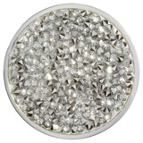 Nikki Lissoni White Rock Crystal Silver-Plated 43mm Coin MPN: C1437SL EAN: 8718627469880
