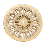 Nikki Lissoni Rising Star From Marrakech Gold-Plated 33mm Coin MPN: C1525GM EAN: 8718819233046