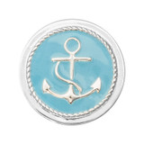 Nikki Lissoni Hope For Something Blue Silver-Plated 23mm Coin MPN: C1583SS EAN: 8719075300275