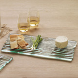 Annieglass Grove Large Plank Cheese Board 15 x 8 Inch MPN: GE200