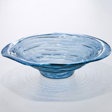 Annieglass Indigo Extra Large Bowl 16 Inch MPN: IN212