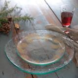Annieglass Salt Plate 12 Inch MPN: SA106