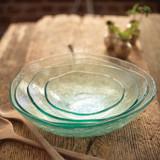 Annieglass Salt Extra Large Serving Bowl 13 Inch MPN: SA112