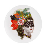 Vista Alegre Christian Lacroix - Love Who You Want Dessert Plate Woman MPN: ?¨21124771